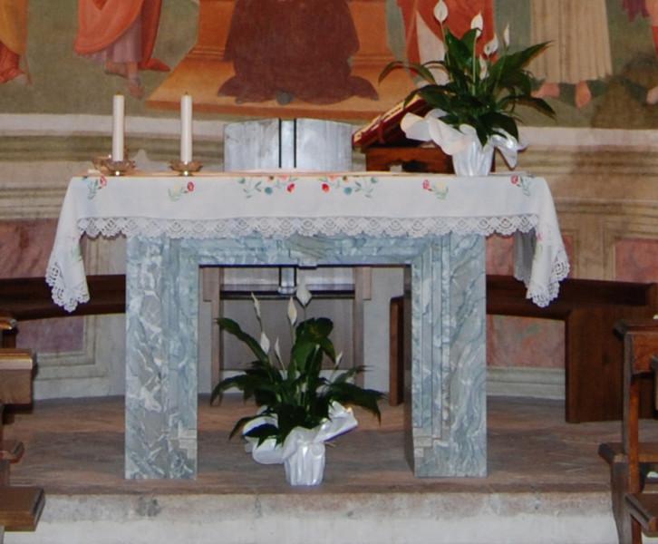 Filipposchiavettiarcangeli arredo design for Arredo chiesa